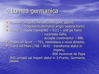 4.Lumea  germanica