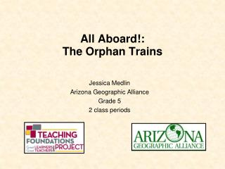 All Aboard!:   The Orphan Trains