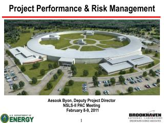 Project Performance & Risk Management