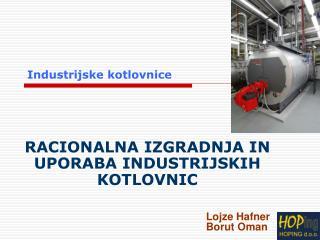 Industrijske kotlovnice