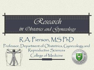 Research in  Obstetrics and Gynecology