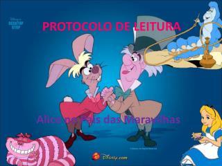 PROTOCOLO DE LEITURA