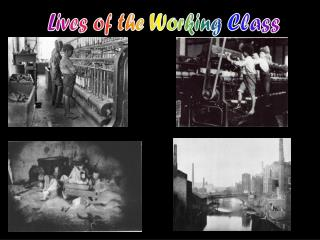 Lives of the Working Class