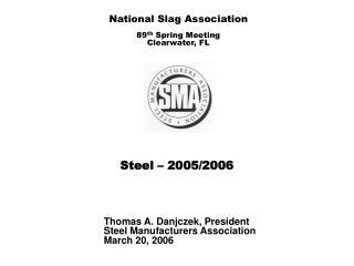 Steel – 2005/2006