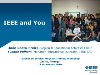 IEEE and You