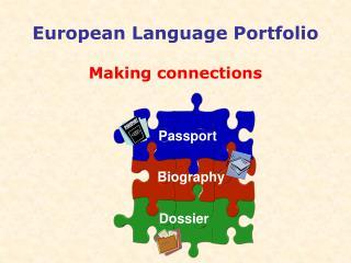 European Language Portfolio