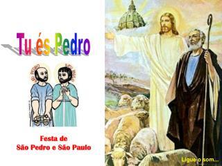 Tu �s Pedro