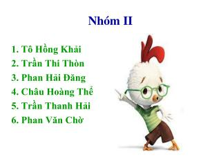 Nhóm II