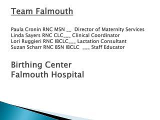 Falmouth Hospital
