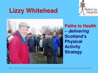 Lizzy Whitehead