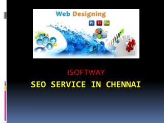 SEO Service in Chennai