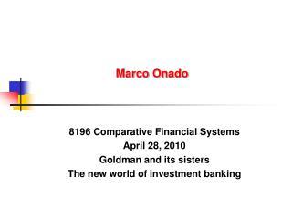 Marco Onado