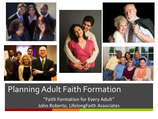 Planning Adult Faith Formation