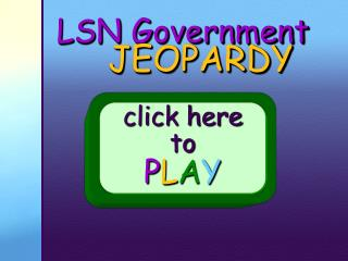 LSN Government