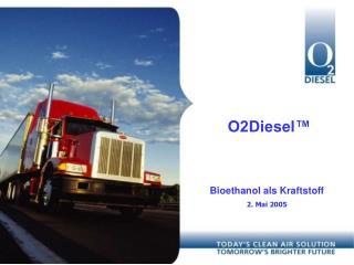 Bioethanol als Kraftstoff 2. Mai 2005