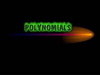 - Measurement Formulas and Monomials - Multiplying and Dividing Monomials