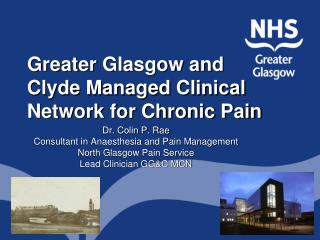 Greater Glasgow and Clyde Managed Clinical Network for Chronic Pain