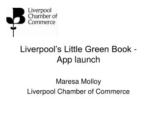 Liverpool's Little Green Book - App launch