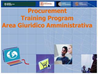 Procurement  Training Program Area Giuridico Amministrativa
