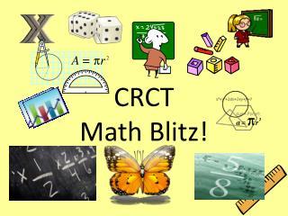 CRCT Math Blitz!