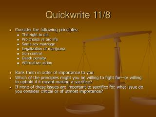 Quickwrite 11/8