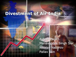 Divestment of Air India