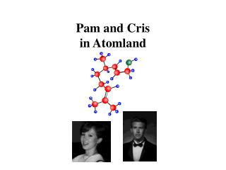 Pam and Cris in Atomland