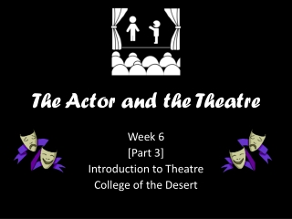 Learning through emotions May theatre lead a learning process