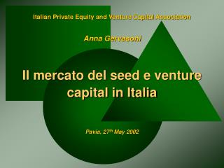 Italian Private Equity and Venture Capital Association