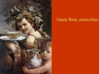 Guido Reni, particolare