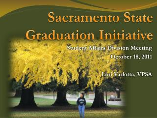 Sacramento State Graduation Initiative