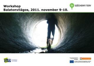 Workshop Balatonvilágos, 2011. november 9-10.