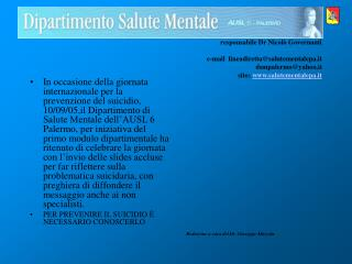 Redazione a cura del Dr. Giuseppe Mazzola