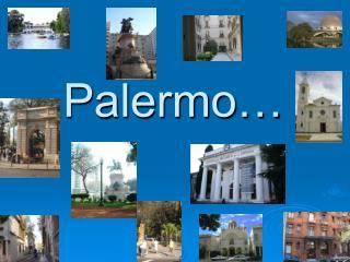 Palermo…