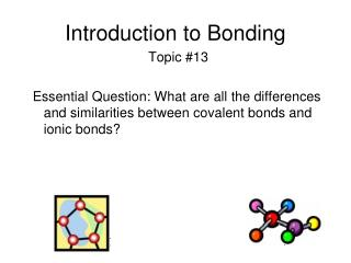 Introduction to Bonding