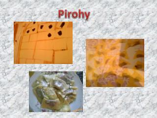 Pirohy