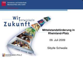 Mittelstandsförderung in Rheinland-Pfalz
