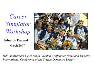 Career Simulator Workshop