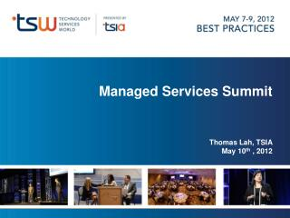 Managed Services Summit