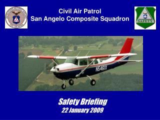 Civil Air Patrol San Angelo Composite Squadron