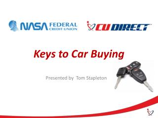 Keys to Car Buying