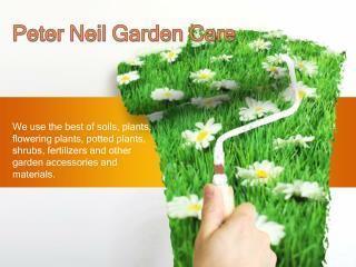 Peter Neil Garden Care