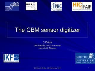 The CBM sensor digitizer