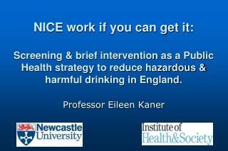 Professor Eileen Kaner