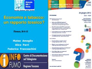 Firenze, 26-6-12 Mateo Ameglio                    Alice   Parri          Federica   Franceschini
