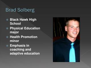 Brad Solberg