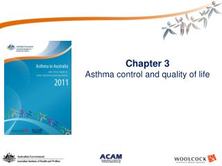 Chapter 3 Asthma control and quality of life