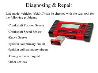 Diagnosing & Repair