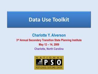 Data Use Toolkit