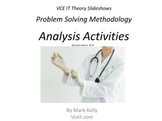 VCE IT Theory Slideshows
